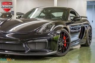 Used 2016 Porsche Cayman GT4 for sale in Oakville, ON