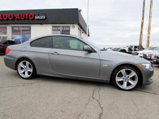 Used 2011 BMW 3 Series 328i xDrive Coupe AWD Leather Certified 2YR Warranty for sale in Milton, ON