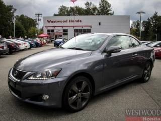 Used 2012 Lexus IS 250 C Base (A6) for sale in Port Moody, BC
