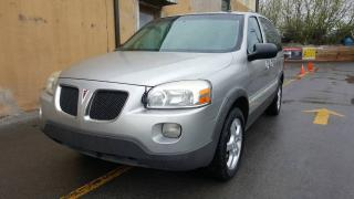 Used 2007 Pontiac Montana for sale in Laval, QC