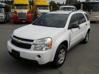 Used 2007 Chevrolet Equinox LS AWD for sale in Burnaby, BC