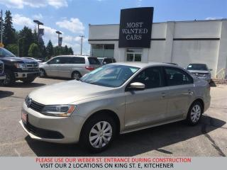 Used 2014 Volkswagen Jetta Trendline+ | HEATED SEATS | NO ACCIDENTS for sale in Kitchener, ON