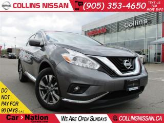 Used 2016 Nissan Murano SV | NAVI | PANORAMIC ROOF | LOCAL TRADE for sale in St Catharines, ON