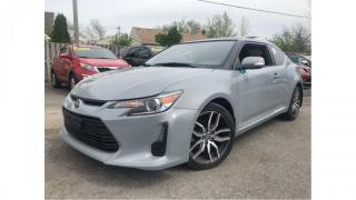 Used 2015 Scion tC PANORAMA ROOF SPORTY   -  - Panoramic Roof for sale in St Catharines, ON