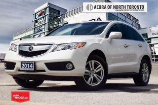 Used 2014 Acura RDX at Accident Free| Back-Up Camera| Bluetooth for sale in Thornhill, ON