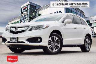 Used 2017 Acura RDX Elite at Accident Free| Parking Sensor| Navigation for sale in Thornhill, ON