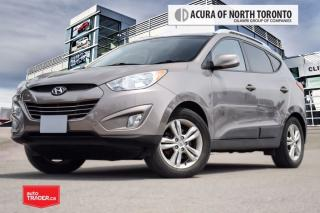 Used 2012 Hyundai Tucson GLS AWD at Accident Free| Heated Seat| Bluetooth for sale in Thornhill, ON