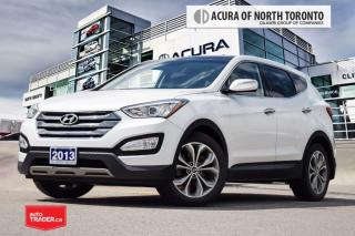 Used 2013 Hyundai Santa Fe 2.0T AWD Premium Accident Free| Bluetooth| Back-Up for sale in Thornhill, ON
