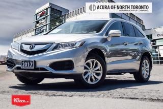 Used 2017 Acura RDX Tech at Accident Free| Navigation| Remote Start for sale in Thornhill, ON