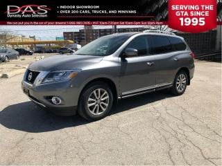 Used 2016 Nissan Pathfinder SL TECHNOLOGY NAVIGATION/PANORAMIC ROOF/LEATHER for sale in North York, ON