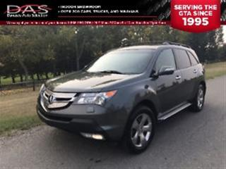 Used 2008 Acura MDX TECHNOLOGY NAVIGATION/LEATHER/SUNROOF for sale in North York, ON