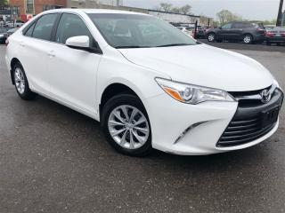 Used 2017 Toyota Camry LE  BACK UP CAMERA for sale in Toronto, ON