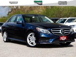 Used 2014 Mercedes-Benz E-Class E350 4MATIC for sale in North York, ON