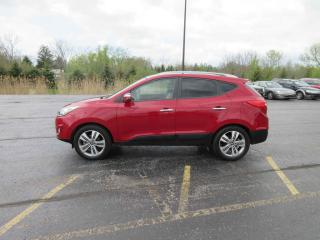Used 2015 Hyundai TUCSON LIMITED AWD for sale in Cayuga, ON