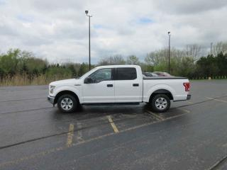 Used 2016 Ford F-150 XLT CREW RWD for sale in Cayuga, ON