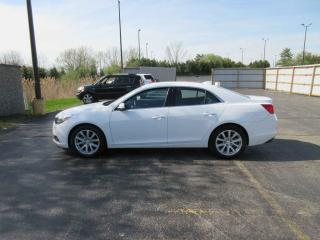 Used 2015 Chevrolet Malibu 2LT FWD for sale in Cayuga, ON
