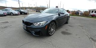 Used 2017 BMW M4 for sale in Barrie, ON