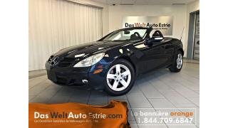 Used 2006 Mercedes-Benz SLK280 Convertible, Cuir for sale in Sherbrooke, QC