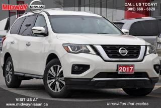 Used 2017 Nissan Pathfinder SV 4WD - Bluetooth|Heated Seats|Backup Camera/Sensors for sale in Whitby, ON