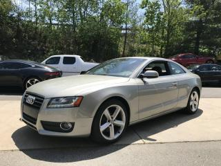 Used 2010 Audi A5 3.2L Quattro. Leather.SOLD SOLD SOLD for sale in North York, ON
