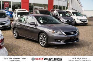 Used 2014 Honda Accord Sedan L4 Sport 6sp for sale in Vancouver, BC