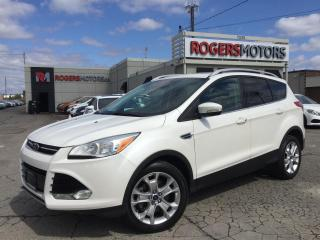 Used 2015 Ford Escape TITANIUM 4WD - NAVI - PANORAMIC ROOF - LEATHER for sale in Oakville, ON