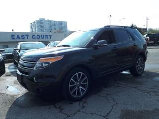 Used 2015 Ford Explorer XLT for sale in Scarborough, ON