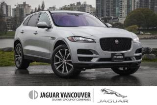 Used 2018 Jaguar F-PACE 25t AWD Prestige (2) *Certified 6yr/160,000km Warranty! for sale in Vancouver, BC