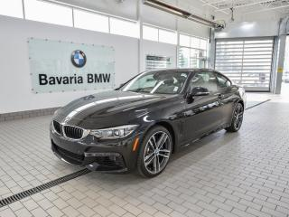 Used 2019 BMW 4 Series 440i xDrive Coupe for sale in Edmonton, AB