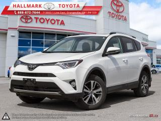 Used 2017 Toyota RAV4 AWD XLE for sale in Mono, ON