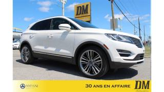Used 2015 Lincoln MKC Awd 2.3 T Mag 20 for sale in Salaberry-de-Valleyfield, QC