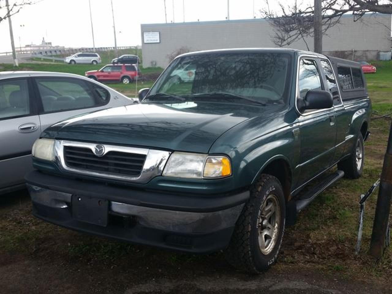 Photo of Green 1999 Mazda B-Series