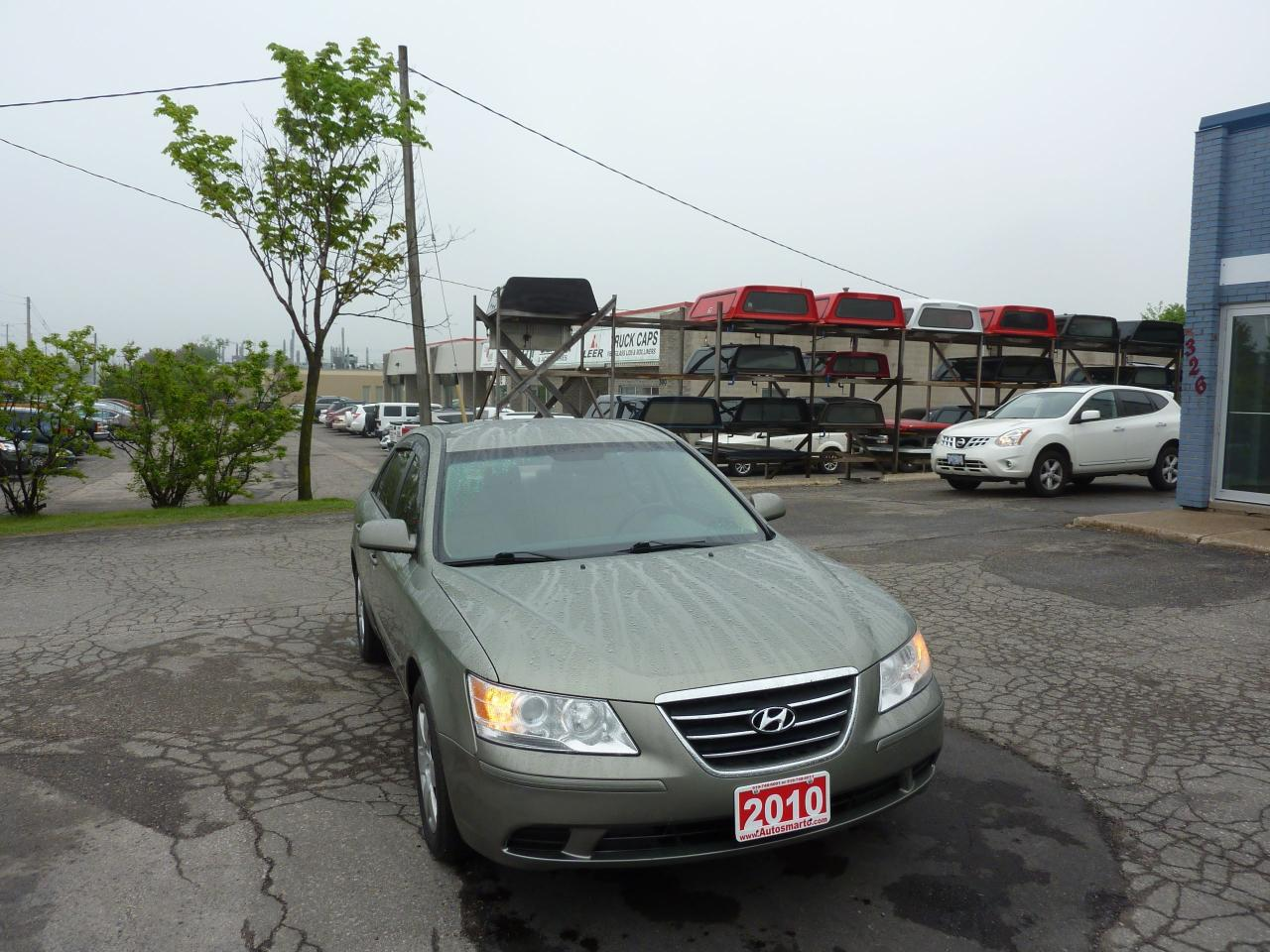 2010 Hyundai Sonata GLS, LOW MILEAGE