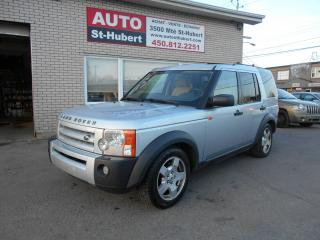 Used 2006 Land Rover LR3 LAND ROVER LR3 2006 **7 PASSAGERS** for sale in Saint-hubert, QC