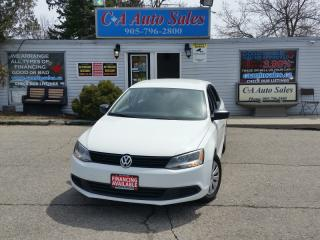Used 2014 Volkswagen Jetta Sedan 4dr 2.0L Man for sale in Brampton, ON