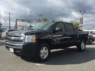 Used 2011 Chevrolet Silverado 1500 for sale in Langley, BC
