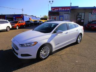 Used 2013 Ford Fusion Hybrid Se for sale in Brampton, ON