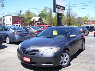 Used 2009 Toyota Camry LE,Power group,Key less,Certified for sale in Kitchener, ON