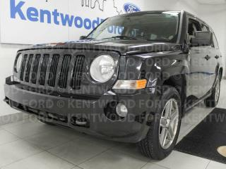Used 2008 Jeep Patriot Trail Rated 4x4 with a sunroof and pull down speakers so everyone can enjoy the party for sale in Edmonton, AB