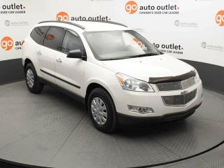 Used 2012 Chevrolet Traverse LS All-wheel Drive for sale in Edmonton, AB