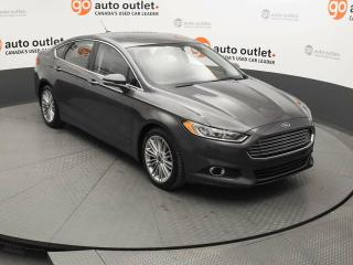 Used 2016 Ford Fusion SE for sale in Edmonton, AB