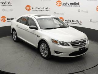 Used 2012 Ford Taurus Limited All-wheel Drive for sale in Edmonton, AB