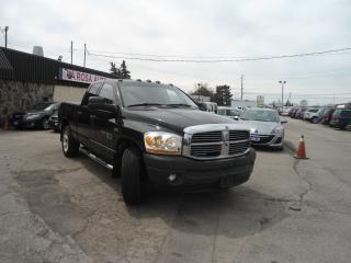 Used 2006 Dodge Ram 1500 AUTO 4X4 LOW KM 5.7 L HEMI LONE STAR PW PL PM 6 P for sale in Oakville, ON