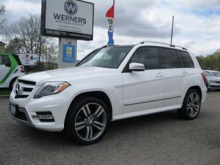 Used 2014 Mercedes-Benz GLK 250 4Matic for sale in Cambridge, ON