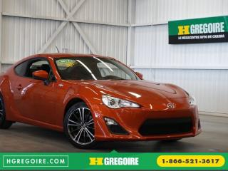 Used 2014 Scion FR-S for sale in Saint-leonard, QC