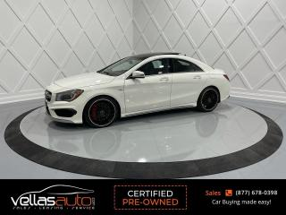 Used 2015 Mercedes-Benz CLA-Class CLA45 AMG| 4MATIC| NAVI| PANO RF for sale in Vaughan, ON