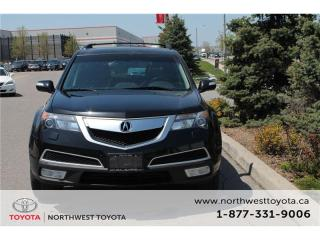 Used 2012 Acura MDX Technology Package  for sale in Brampton, ON