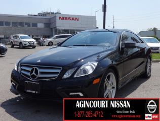 Used 2011 Mercedes-Benz E-Class 550|NAVI||PANO SUNROOF|BACKUP CAMERA for sale in Scarborough, ON
