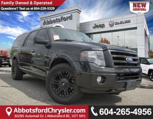 Used 2010 Ford Expedition Max Limited *WHOLESALE DIRECT* for sale in Abbotsford, BC