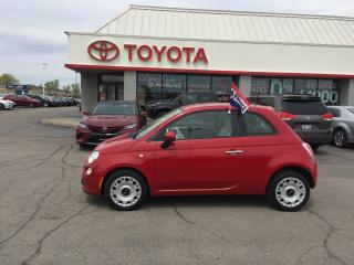 Used 2012 Fiat 500 Pop for sale in Cambridge, ON